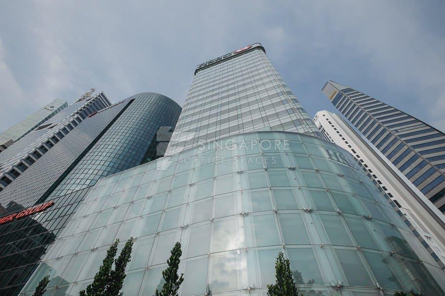 Hsbc Building Office For Rent Singapore 783