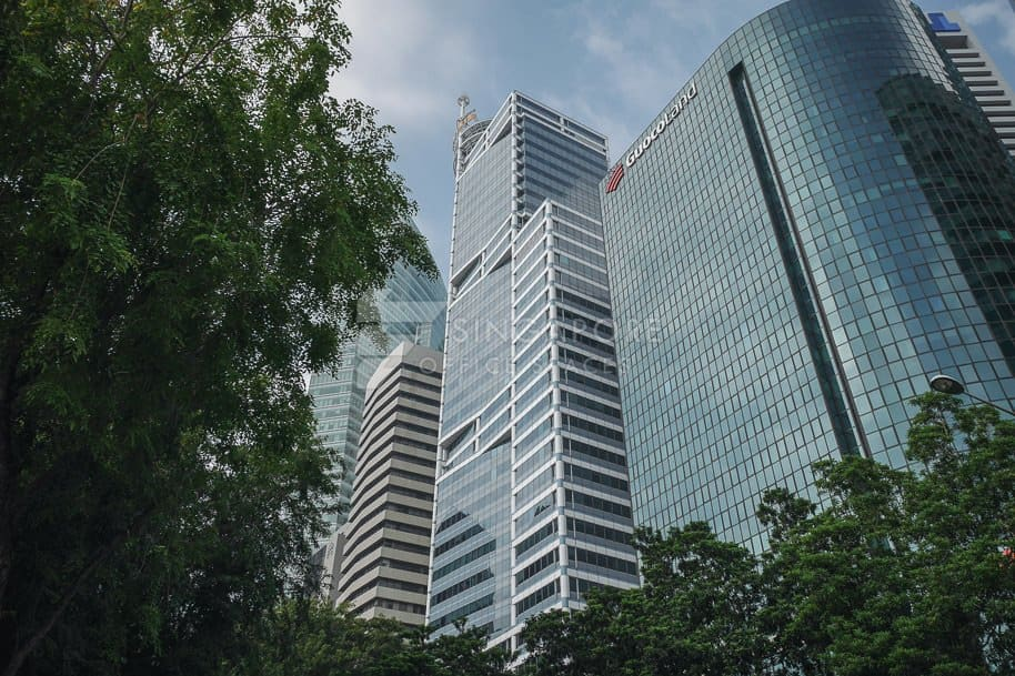 Income At Raffles Office For Rent Singapore 805