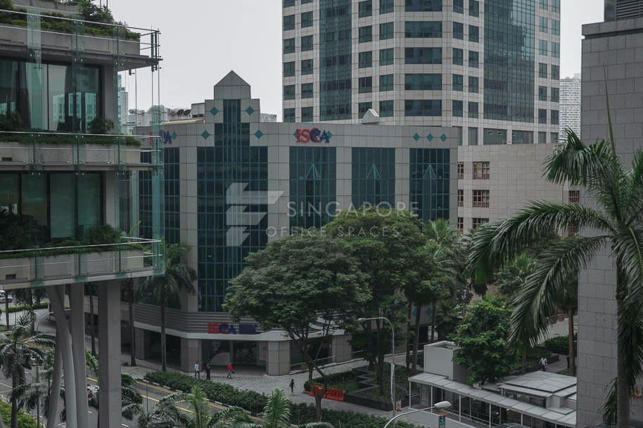 Isca House Office For Rent Singapore 24