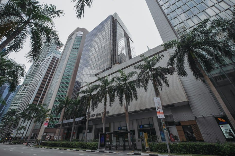 Keck Seng Tower Office For Rent Singapore 511
