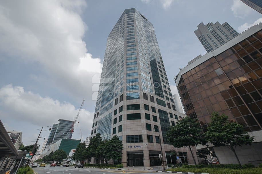 Manulife Tower Office For Rent Singapore 519