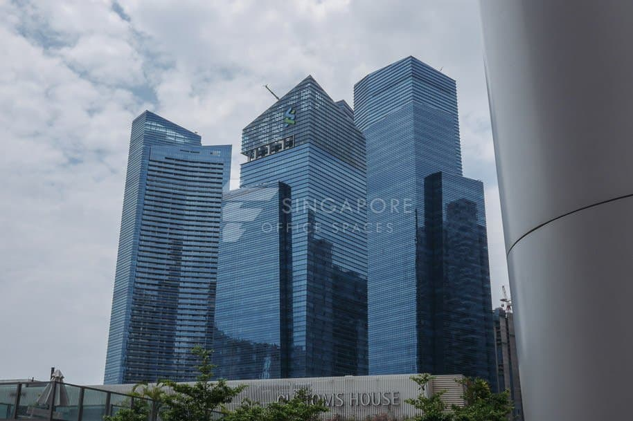 Marina Bay Financial Centre Mbfc Office For Rent Singapore 11