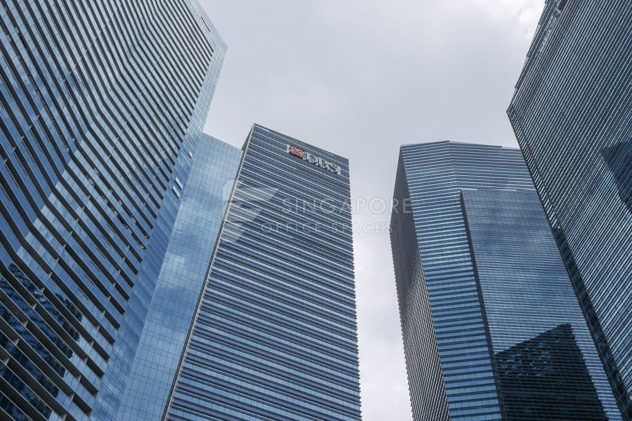 Marina Bay Financial Centre Mbfc Office For Rent Singapore 16
