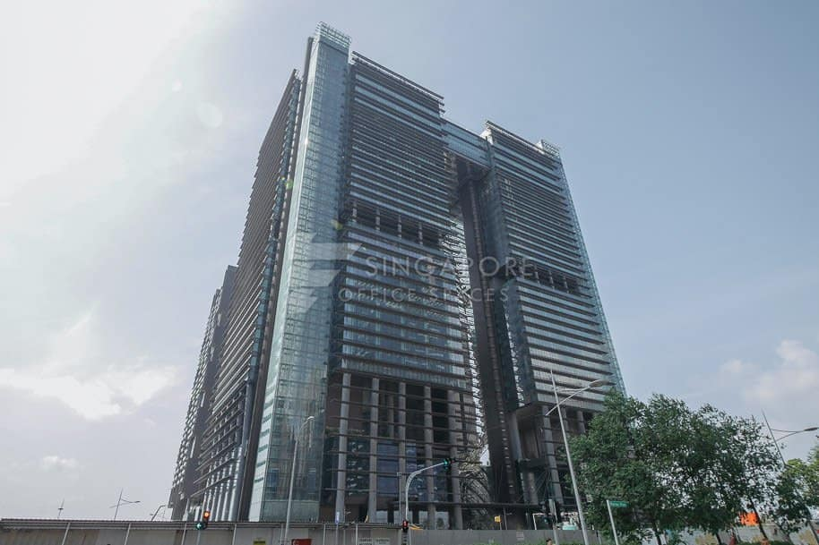 Marina One East And West Towers Office For Rent Singapore 624