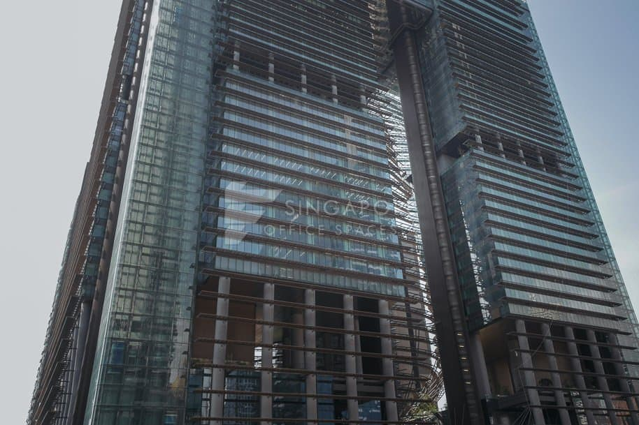 Marina One East And West Towers Office For Rent Singapore 626