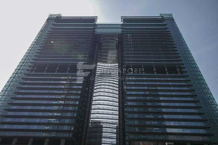 Marina One East And West Towers Office For Rent Singapore 629