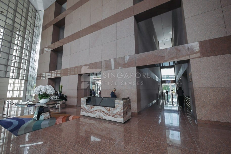 Millenia Tower Office For Rent Singapore 1082