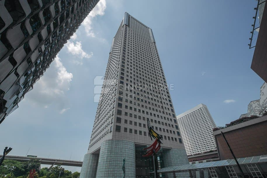 Millenia Tower Office For Rent Singapore 1085