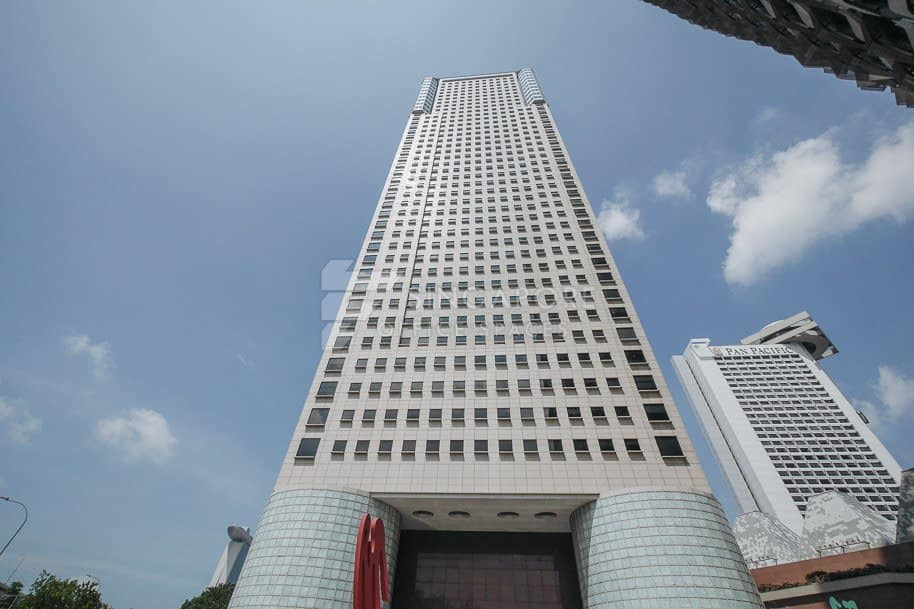 Millenia Tower Office For Rent Singapore 1090