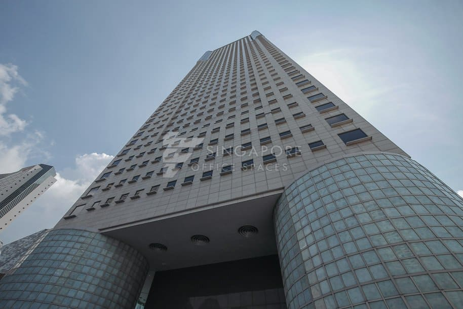 Millenia Tower Office For Rent Singapore 1093
