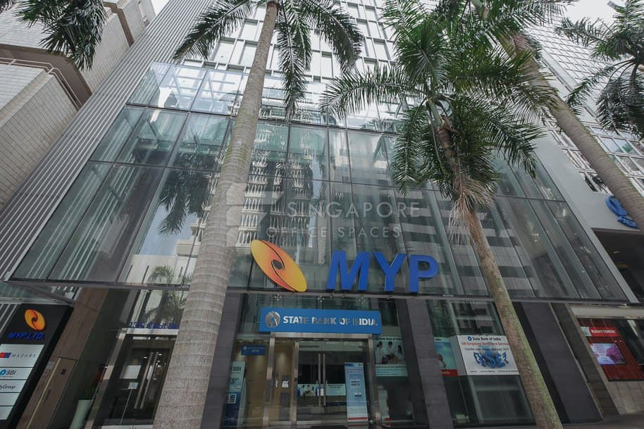 Myp Plaza Office For Rent Singapore 547