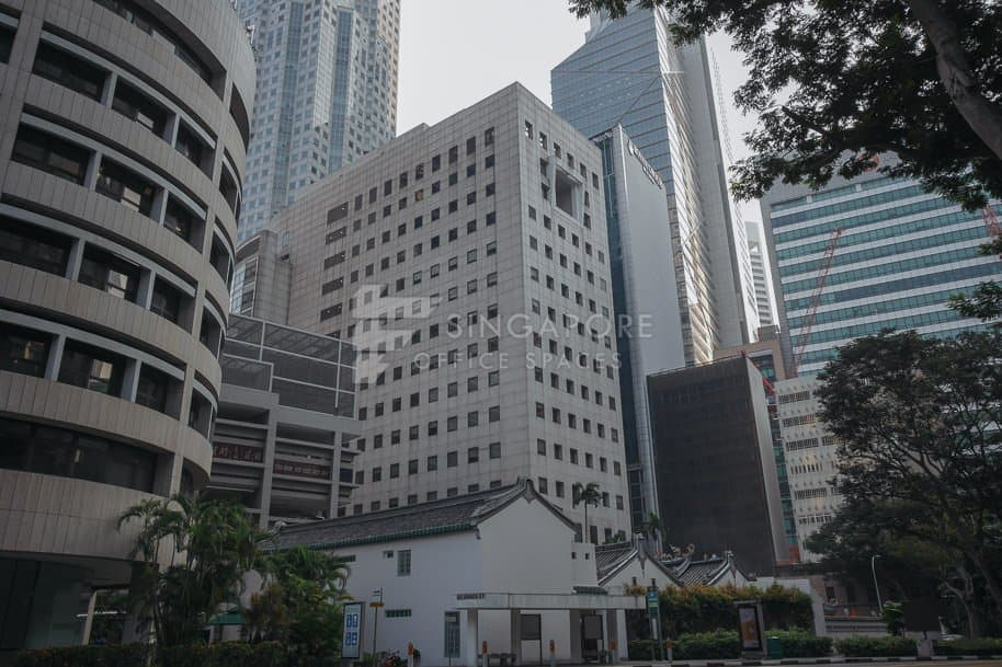Ocbc Centre East Office For Rent Singapore 693