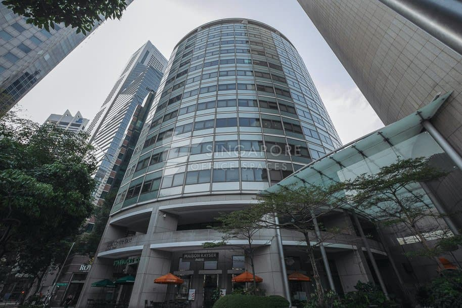 Ocbc Centre East Office For Rent Singapore 708