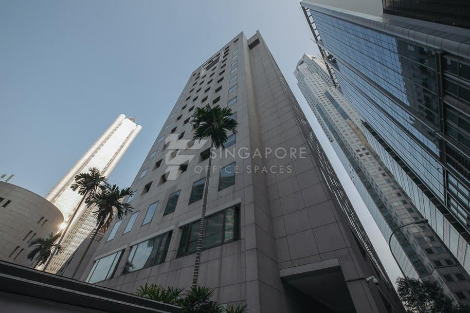 Ocbc Centre East Office For Rent Singapore 721