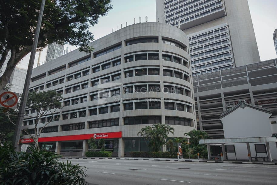 Ocbc Centre South Office For Rent Singapore 692