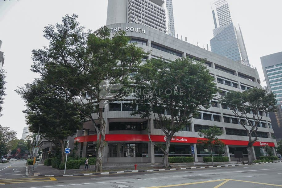 Ocbc Centre South Office For Rent Singapore 697