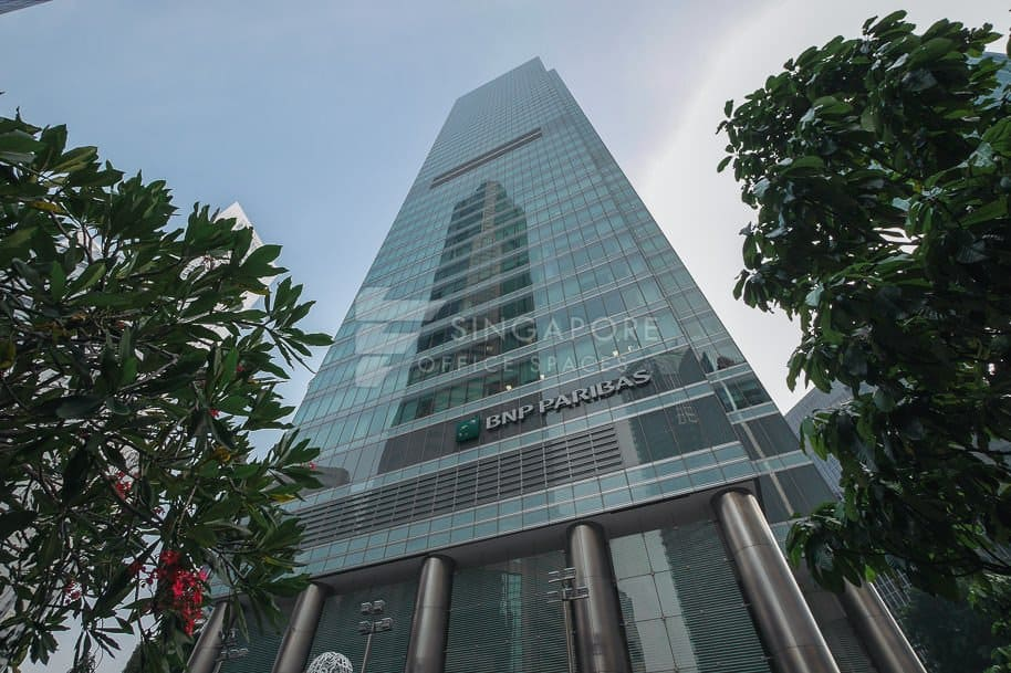Ocean Financial Centre Office For Rent Singapore 738