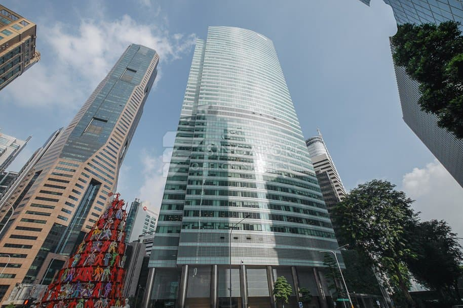 Ocean Financial Centre Office For Rent Singapore 818