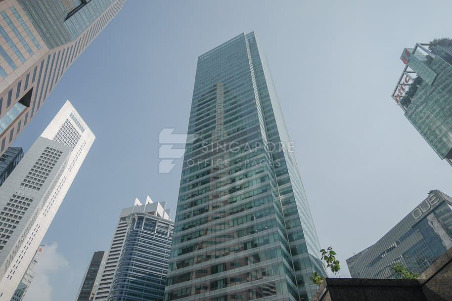 Ocean Financial Centre Office For Rent Singapore 821