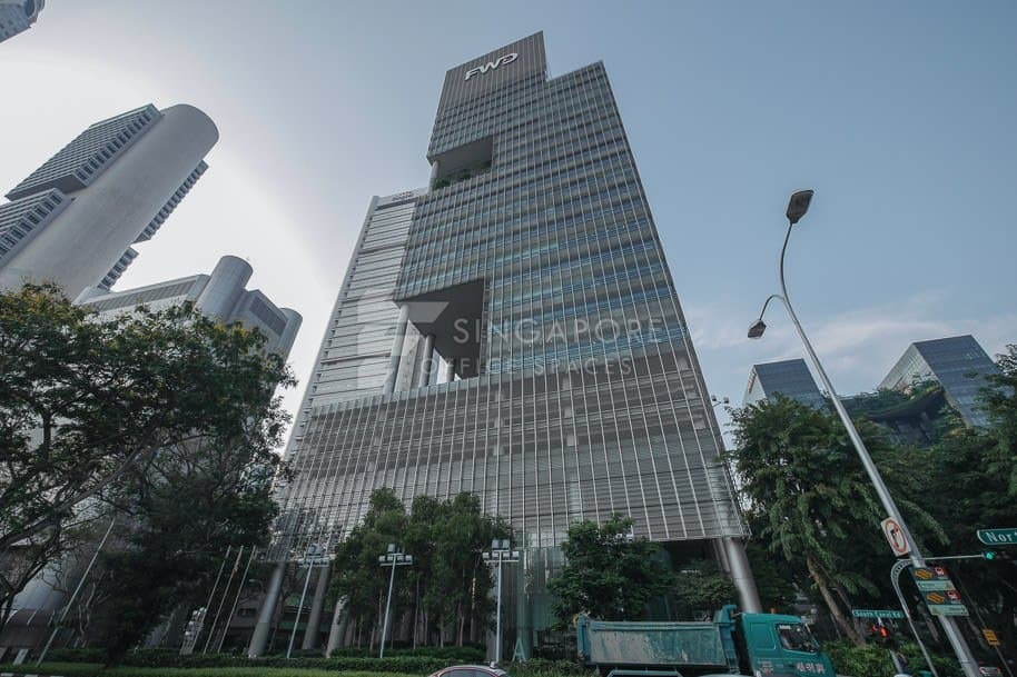 One George Street Office For Rent Singapore 703