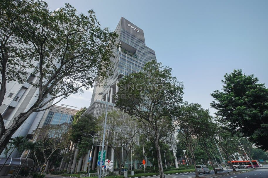 One George Street Office For Rent Singapore 704