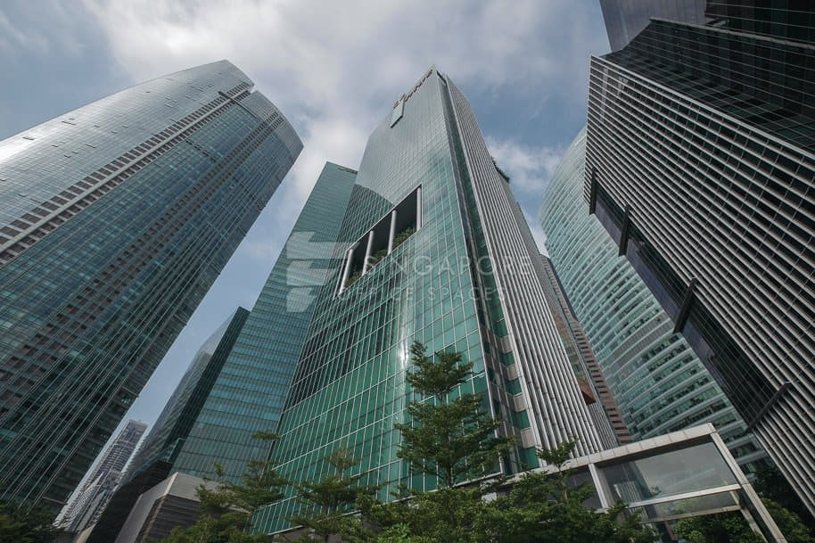 One Marina Boulevard Office For Rent Singapore 812
