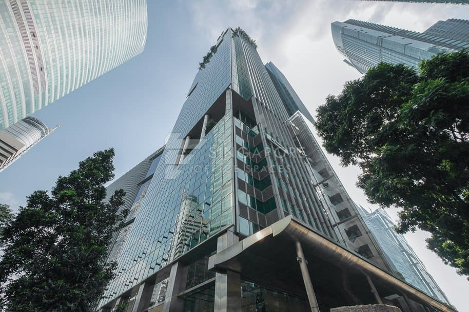 One Marina Boulevard Office For Rent Singapore 816
