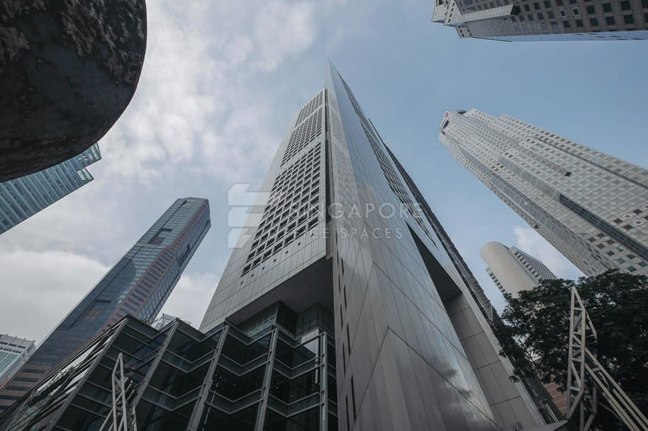 One Raffles Place Office For Rent Singapore 765