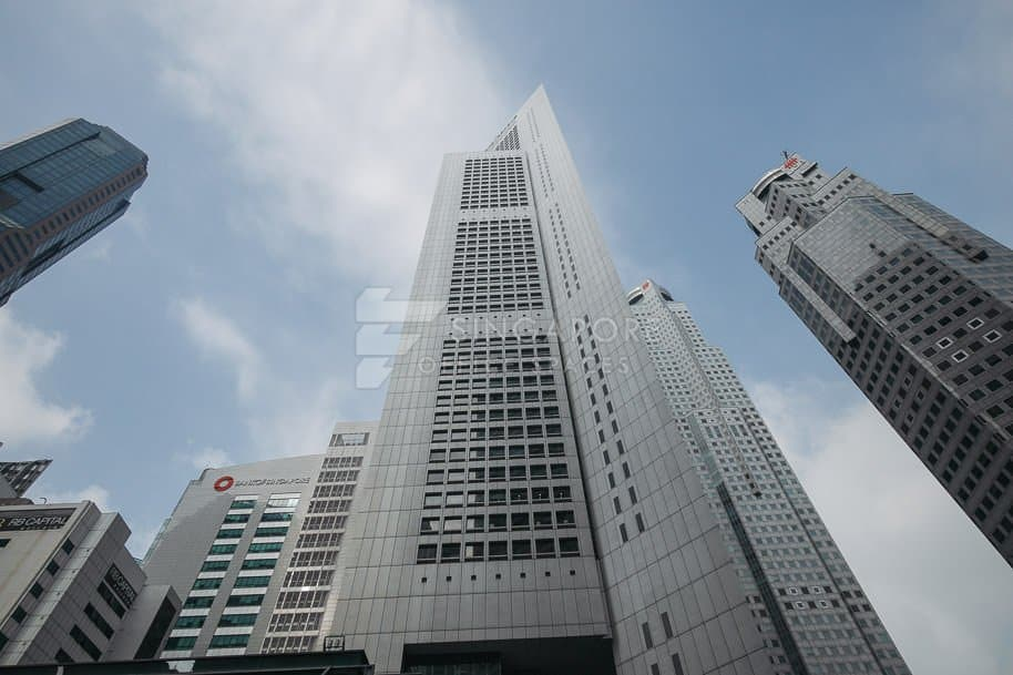 One Raffles Place Office For Rent Singapore 789