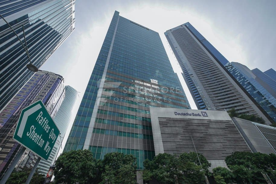 One Raffles Quay Office For Rent Singapore 623