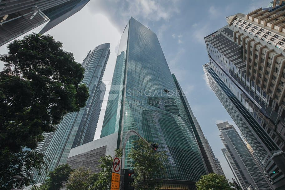 One Raffles Quay Office For Rent Singapore 817