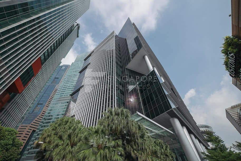 Oue Bayfront Office For Rent Singapore 811