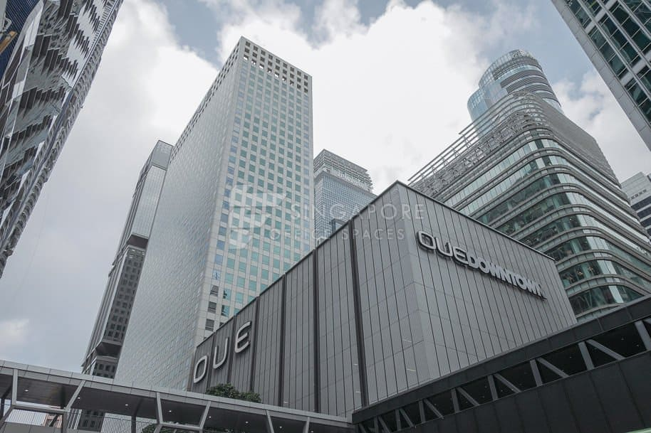 Oue Downtown Office For Rent Singapore 635