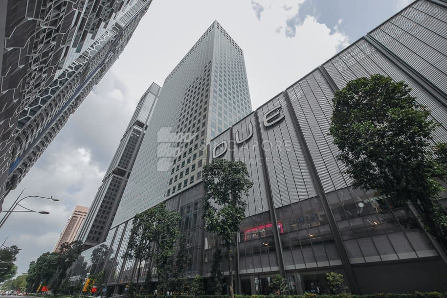 Oue Downtown Office For Rent Singapore 637