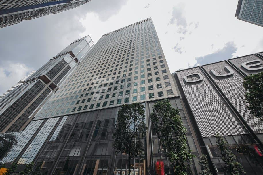 Oue Downtown Office For Rent Singapore 638