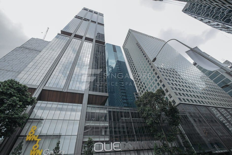 Oue Downtown Office For Rent Singapore 639