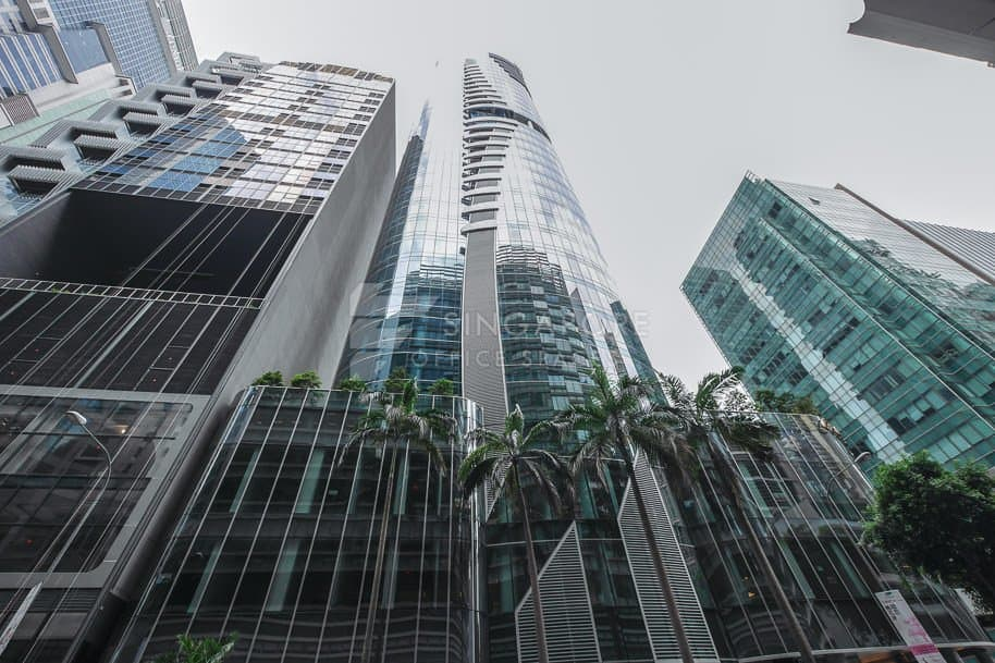 Oxley Tower Office For Rent Singapore 567