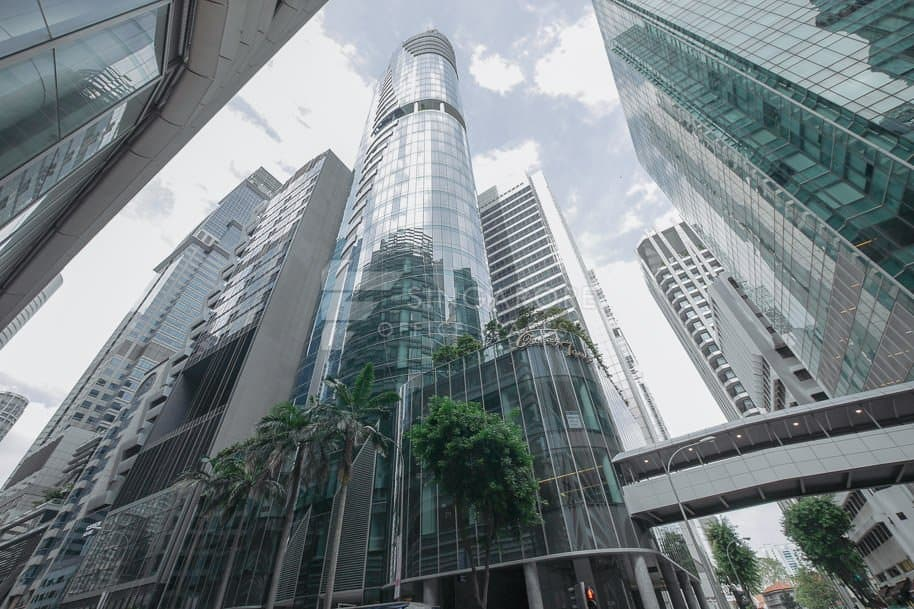 Oxley Tower Office For Rent Singapore 569