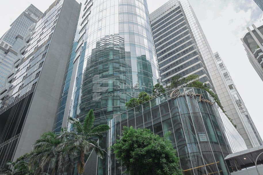 Oxley Tower Office For Rent Singapore 570