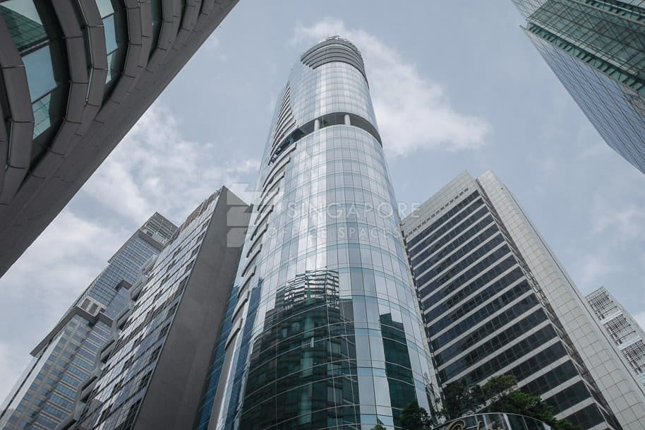 Oxley Tower Office For Rent Singapore 571