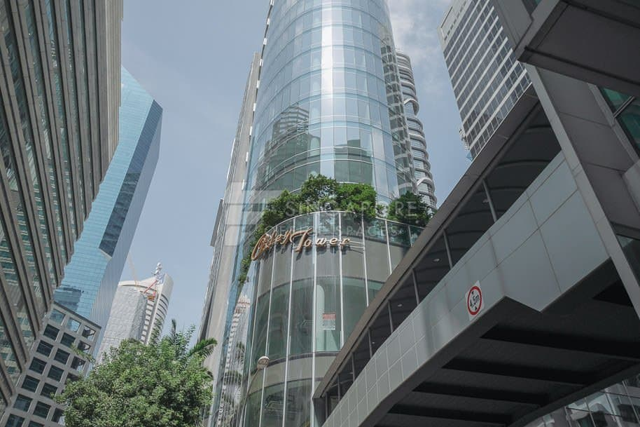 Oxley Tower Office For Rent Singapore 661