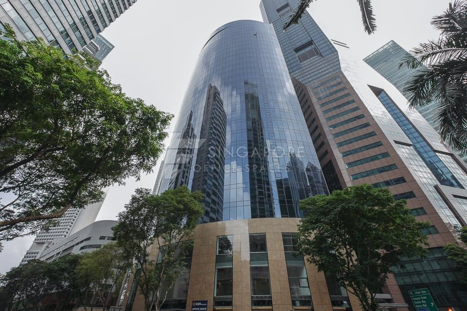 Plus Office For Rent Singapore 525