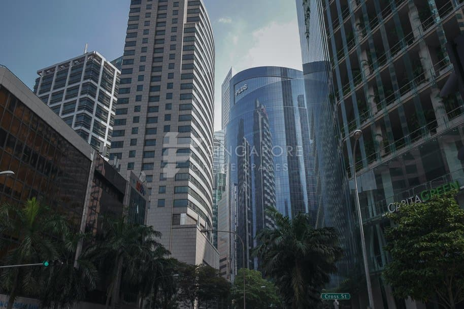 Plus Office For Rent Singapore 841