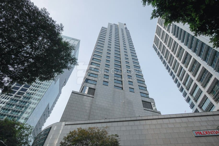 Prudential Tower Office For Rent Singapore 724