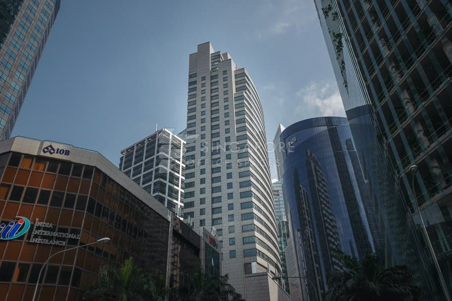 Prudential Tower Office For Rent Singapore 840