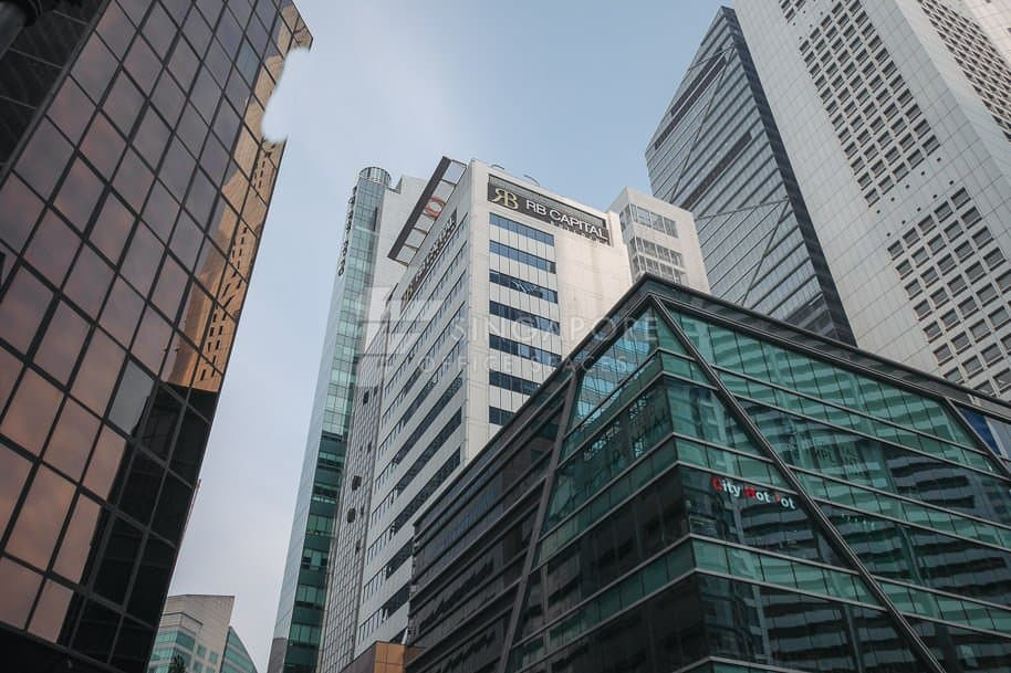 Rb Capital Building Office For Rent Singapore 748