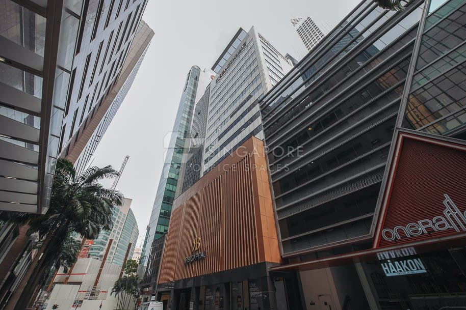 Rb Capital Building Office For Rent Singapore 749
