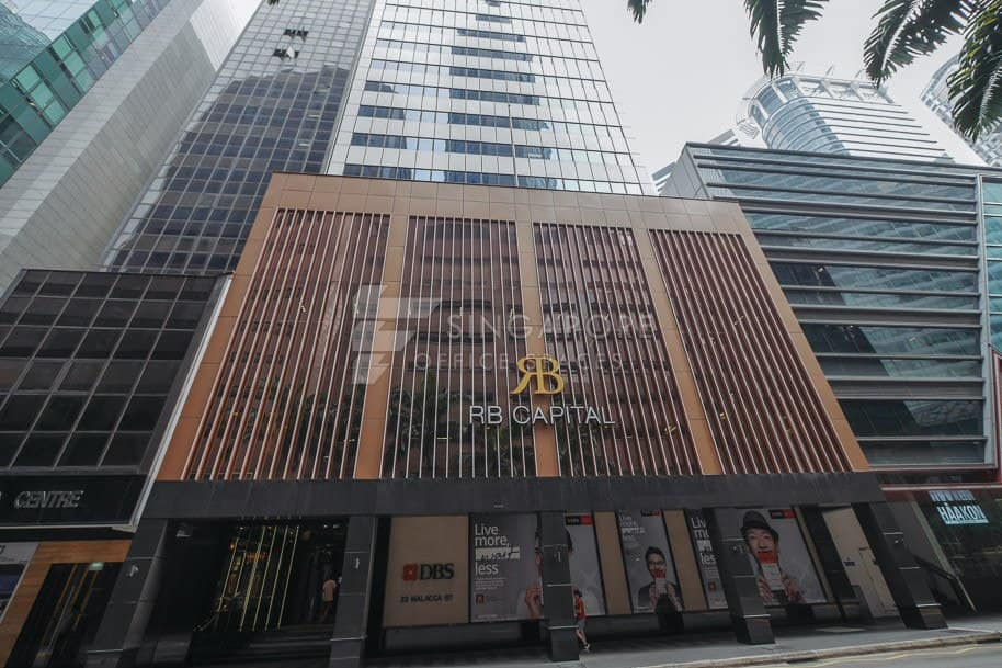 Rb Capital Building Office For Rent Singapore 751