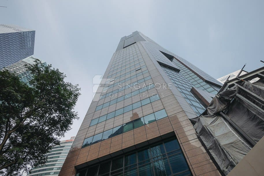 Republic Plaza Office For Rent Singapore 731