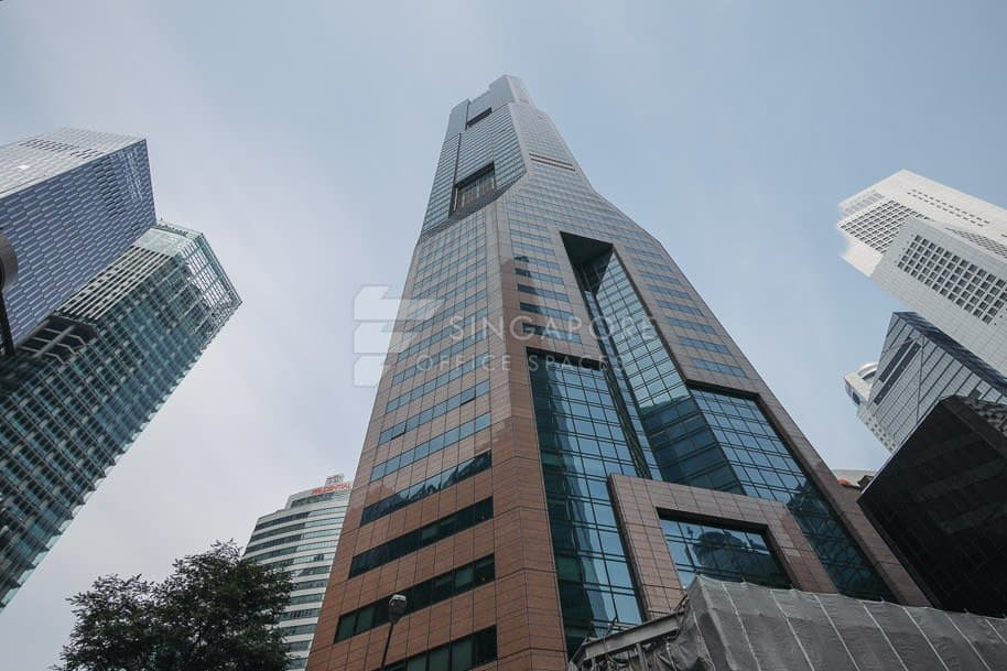 Republic Plaza Office For Rent Singapore 733